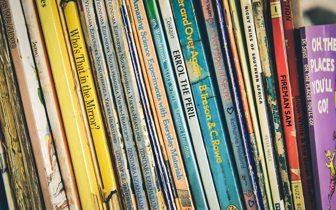 5 Favorite Children's Books