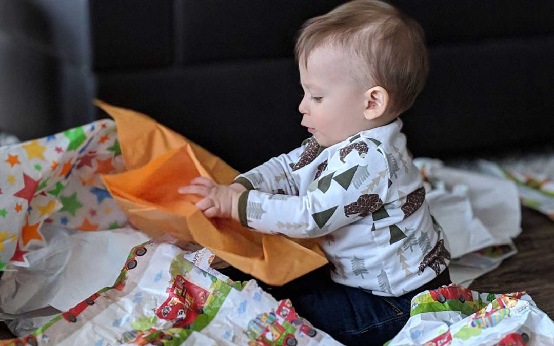 Malachi's First Birthday: Party on a Budget