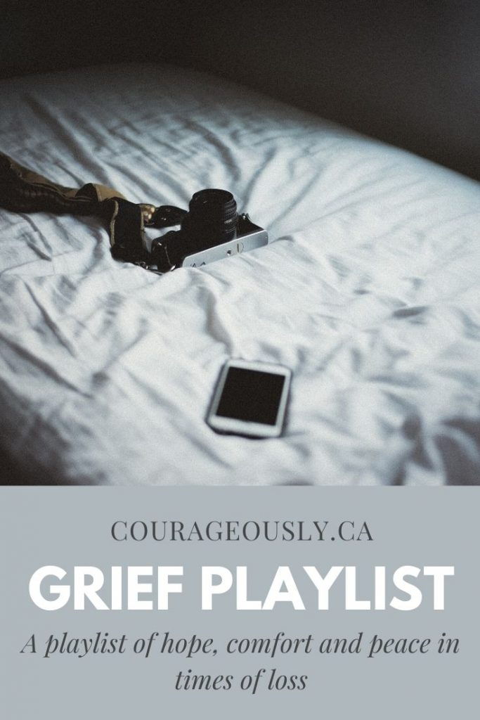 grief, loss, hope, grief playlist