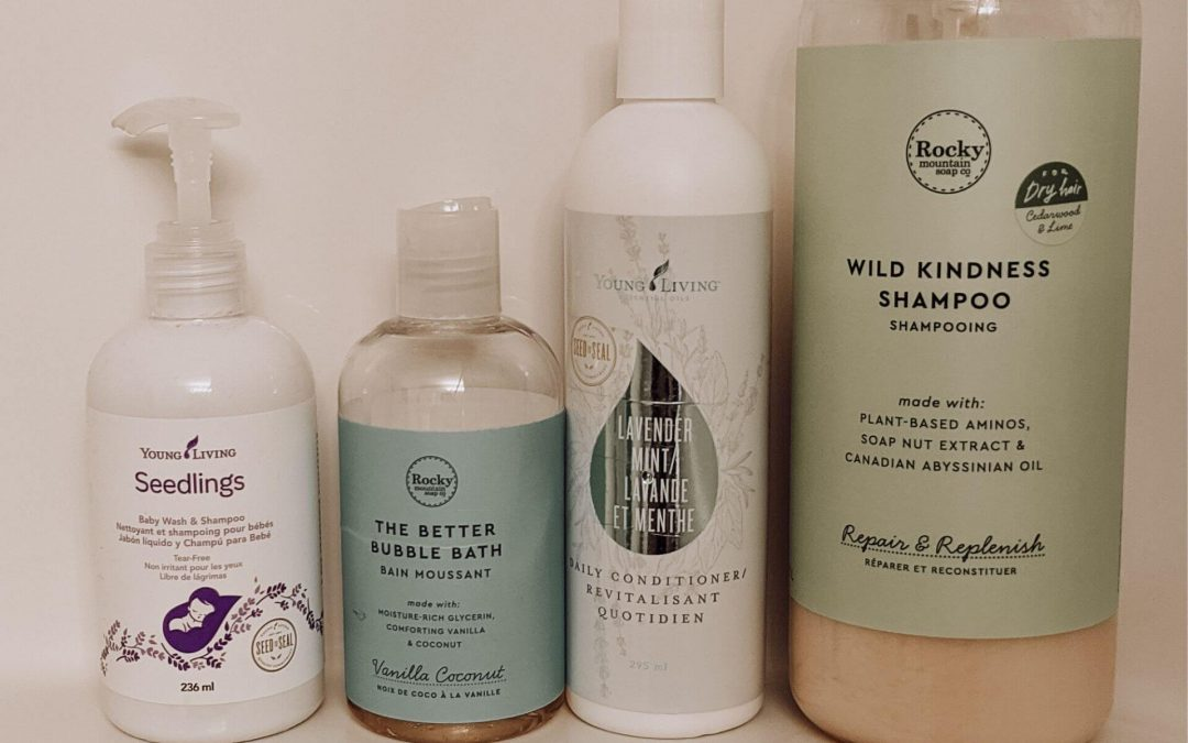 Ingredients Matter: What's in My Shower