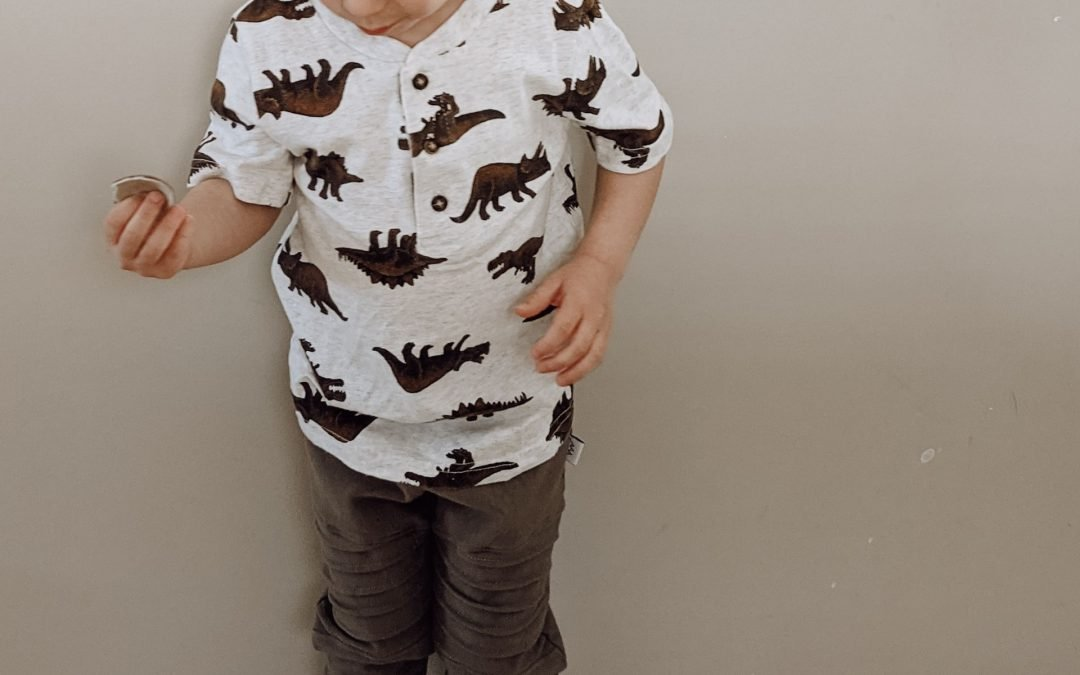 Carter's Spring Toddler Boy Clothing Haul